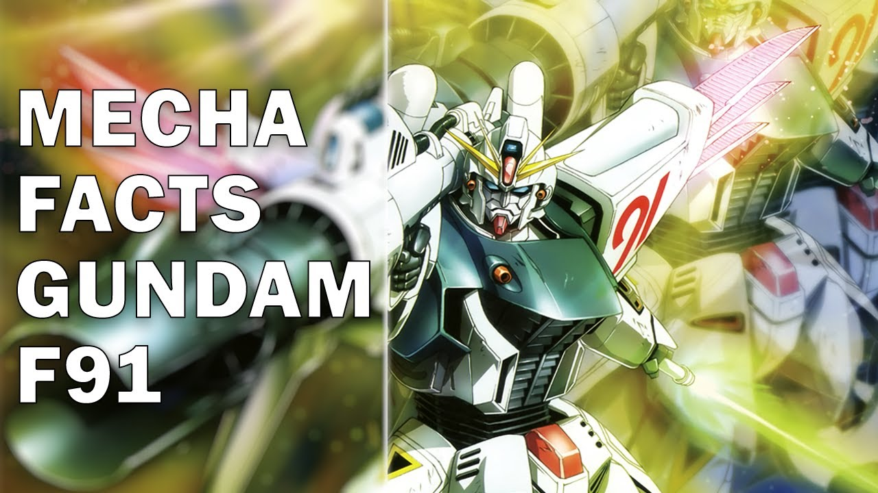 Download Mecha Facts Episode 10: F91 Gundam Formula 91