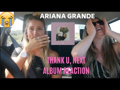 Ariana Grande- Thank U, Next || Album Reaction (emotional AF)
