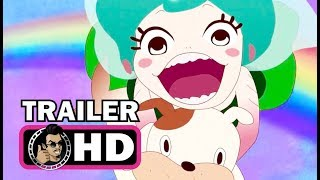 LU OVER THE WALL Official Trailer (2018) Masaaki Yuasa Animated Movie HD