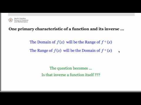 Derivative of an Algebraic Inverse Function