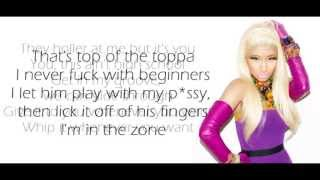Nicki Minaj ft. Lil Wayne - High School (Lyrics)