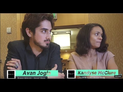 Ghost Wars SDCC Interview with the Cast | Nerdeek Life