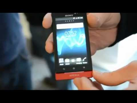 The History of Xperia phones