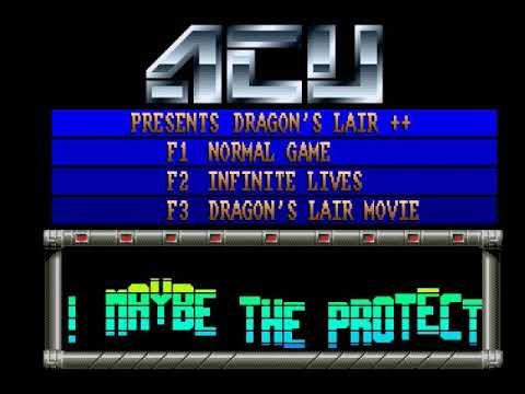 A.C.U. INTRO - Dragon's Lair