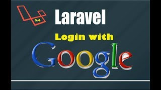Laravel google login API (L.5.6)