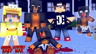Minecraft THE MURDERED ONES || BABY MAX BECOMES A GHOST & WE HUNT FOR HIS MURDERER!!