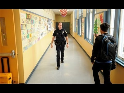 Caller: We are Turning our Schools into Prisons