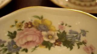 Fine China Man Explains What Makes a Second for Royal Doulton and Royal Albert