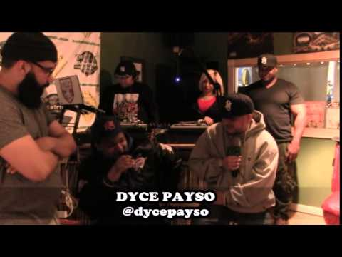 Dyce Payso Live Performance & interview on New Bronx City Radio