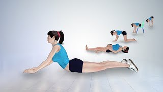 Mckenzie Exercises to Treat Back Pain MP3