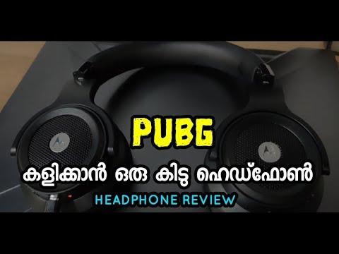 ഈ Headphone ഒക്കെ വെച്ച് PUBG കളിച്ചാൽ ന്റെ സാറേ😍 Motorola Escape 800 ANC Unboxing + Review