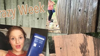 Vlog #15 - Natural Sunscreen, Life Talk, Yard work...