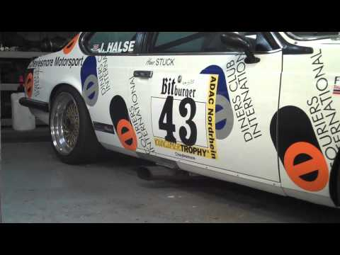 Climax Motorsport, Ex- Hans Stuck 1983 BTCC Group A BMW 635.
