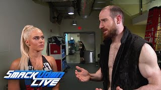 English asks for forgiveness after costing Rusev the WWE Title Match: SmackDown LIVE, July 17, 2018