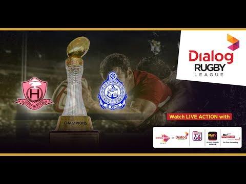 Havelock SC vs Navy SC  -  Dialog Rugby League 2017/18 Match #50 (TMO)