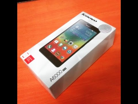 Lenovo A6000 Plus Review Videos