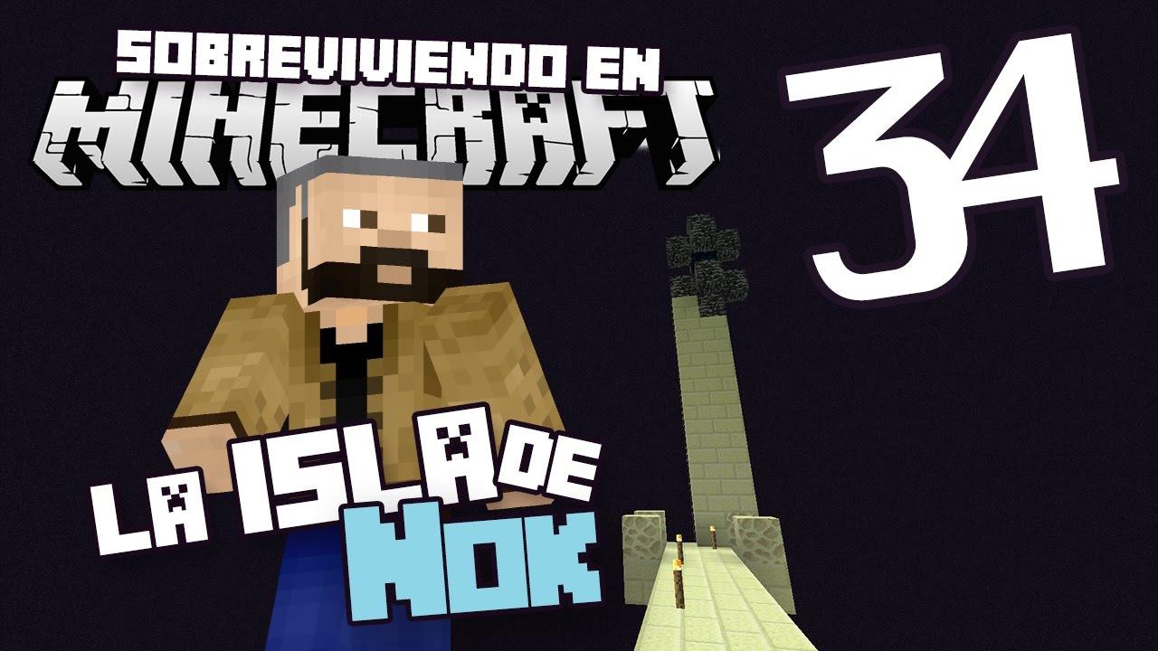 SeM – La isla de Nok #34 – Controlando la aparición de un End gateway – Miniatura