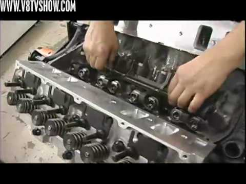 """Turbo """"S71"""" Olds Engine Build Video BTR Performance Part 7 ..."""