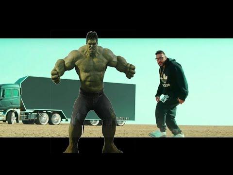 Dj wale babu vs hulk
