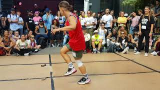 IBE 2018 - Preselection B-Girl Battle 010