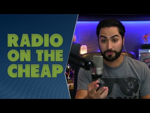 Radio on the Cheap - TWiRT Ep. 316