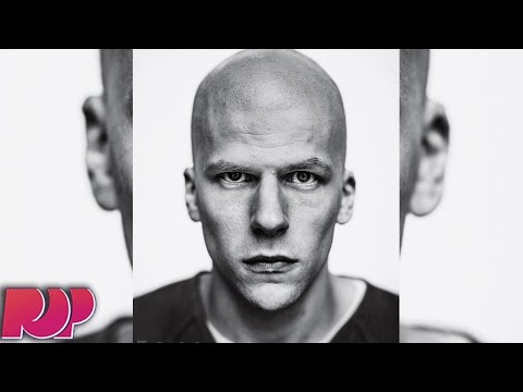 This Is What Jesse Eisenberg Looks Like As Lex Luthor
