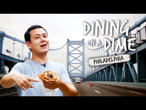 Dining on a Dime Goes to Philly, and Not Just for the Cheesesteaks — Dining on a Dime