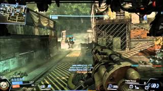 Titanfall (PC) - Attrition Gameplay on Smuggler