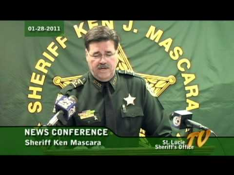 St. Lucie County Sheriff's Office ; Pollow Homicid...
