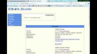 XMedia Recode(XMedia Recode - отличная утилита, которая позволит вам преобразовать любое видео в один из форматов, который на..., 2013-01-12T19:53:13.000Z)