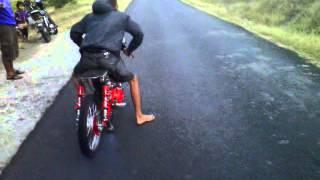 drag bike setting rx-king 140cc by:adiet'speed