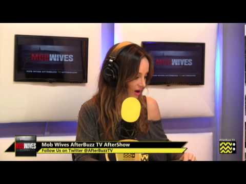 """Download Mob Wives After Show - Season 4 Episode 8 """"Eat Worms Bitch"""" 