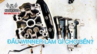 Video 423: Những Điều Lưu Ý Cần Biết Khi Bảo Trì Winner 150 Chia Sẽ Với Anh Em   Motorcycle TV