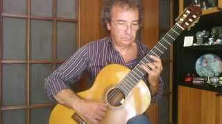"""Wedding March"" by F. Mendelssohn (Classical Guitar Arrangement by Giuseppe Torrisi)"