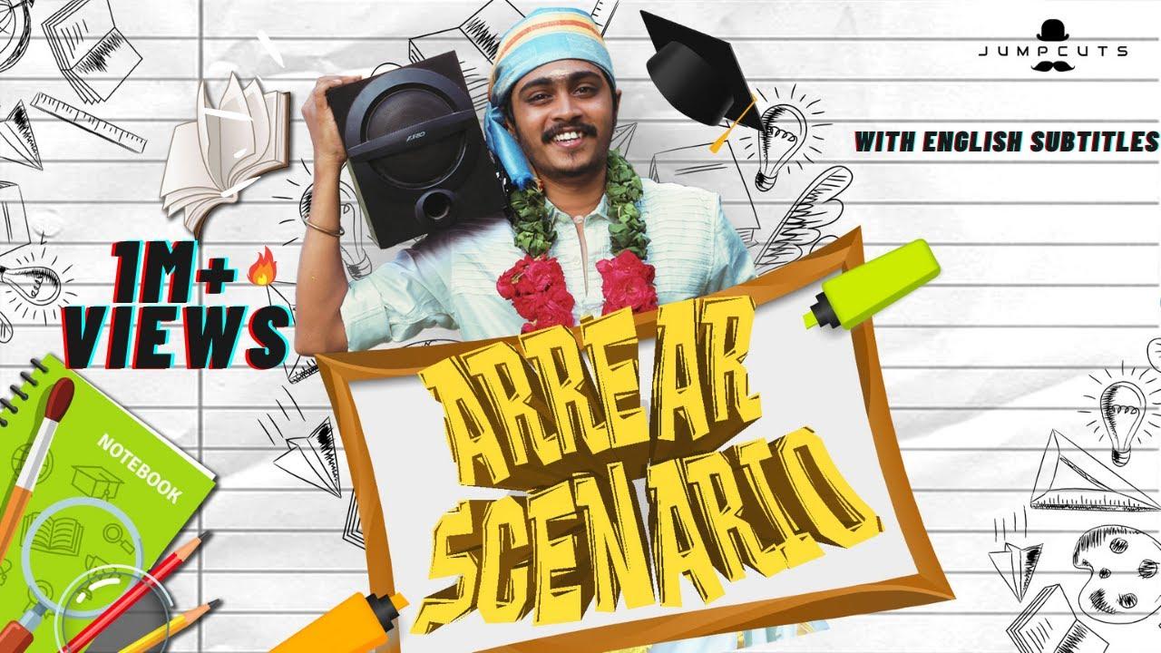 Arrear Scenario - The rally | Jump Cuts | Hari & Naresh
