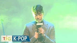 Eddy Kim(에디킴) '이쁘다니까'(You Are So Beautiful) KT Concert Stage (KT 청춘氣UP 토크콘서트, 청춘해, 충남대, 도깨비, Goblin)