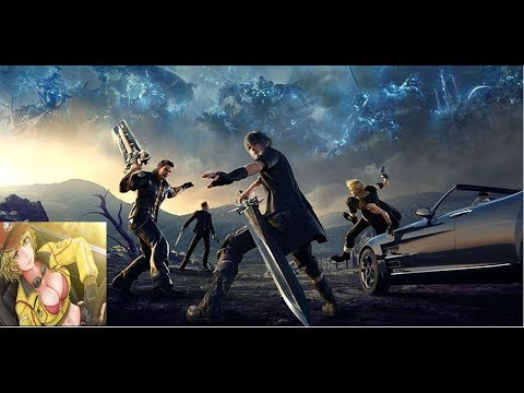 Final Fantasy XV Blind Story Playthrough Part 1: Where the Journey Begins