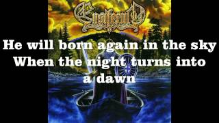 Ensiferum - Hero In A Dream (w/ lyrics)