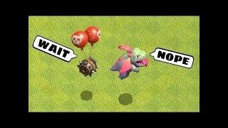 Çok Komik Montaj #2 ! Hatalar & Buglar !- Clash Of Clans -