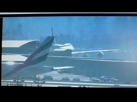 Boeing 747-8 First Flight February 8, 2010 Part 1 of 3