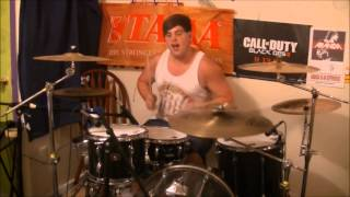 5 Seconds Of Summer - Try Hard (Studio Quality Drum Cover)