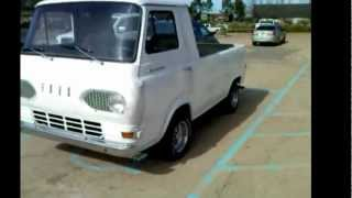 60's Ford Econoline Pick-Up Truck