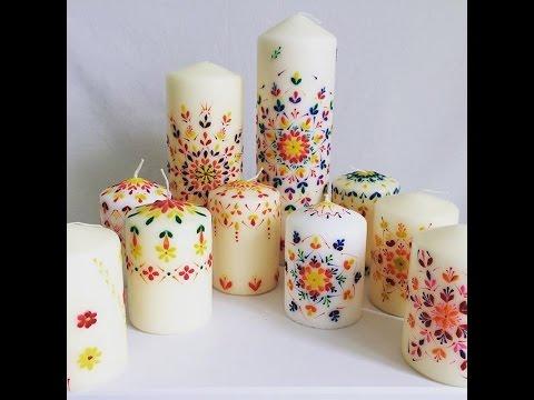 Candle Design Ideas