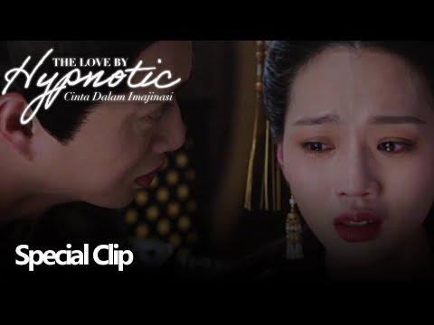 The Love By Hypnotic (Cinta Dalam Imajinasi) | Special Clip Kesedihan Hati | 明月照我心 | WeTV 【INDO SUB】