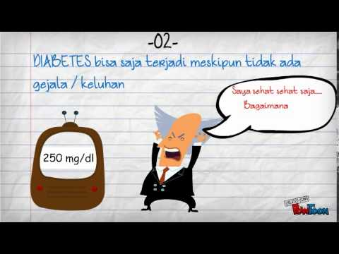 Interesting facts of Diabetes in Indonesia