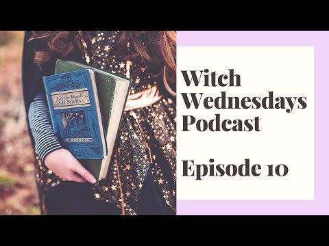 Witch Wednesdays Podcast Episode 10 – Books for Beginners