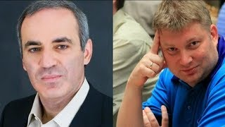 Каспаров против Широва: жертва двух фигур в атаке