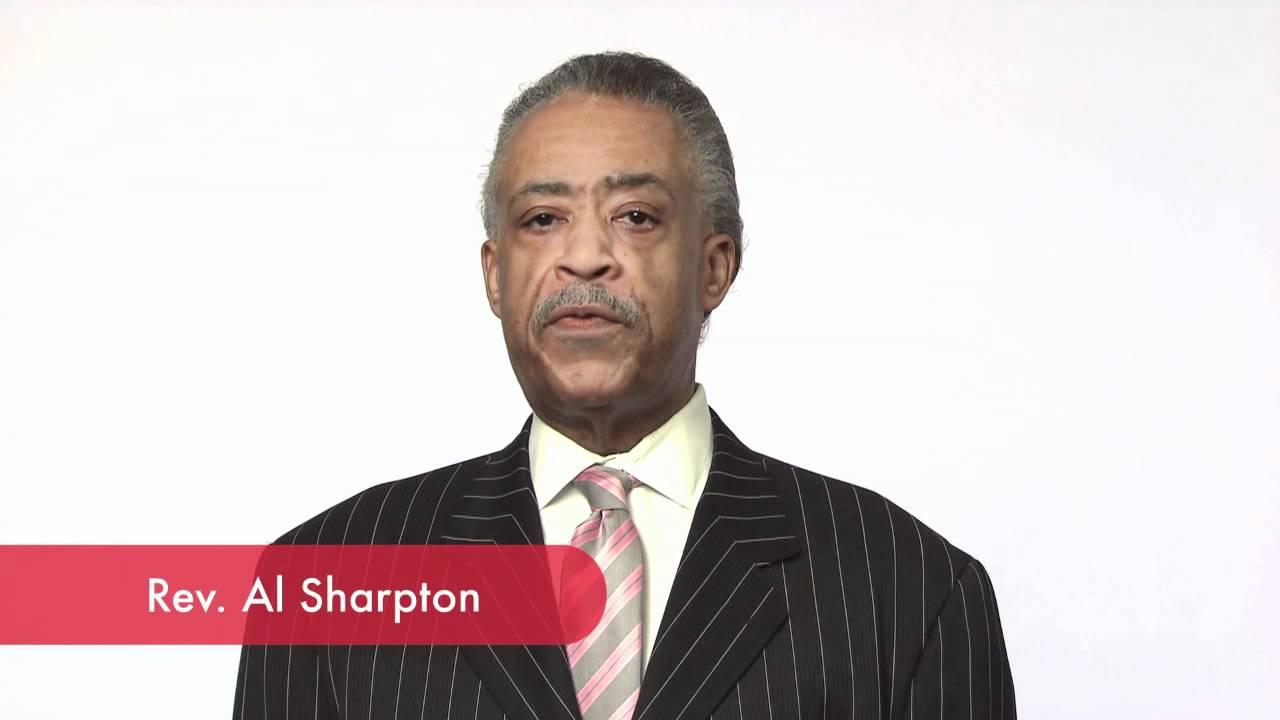 Al sharpton homosexual