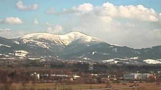 Lysá hora 25.3.2009