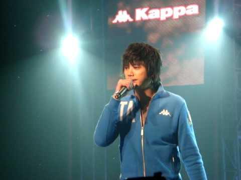 2009.1.2 Kappa NOW運動 NOW音樂 阿信大演出@北京之 無可救藥愛上你